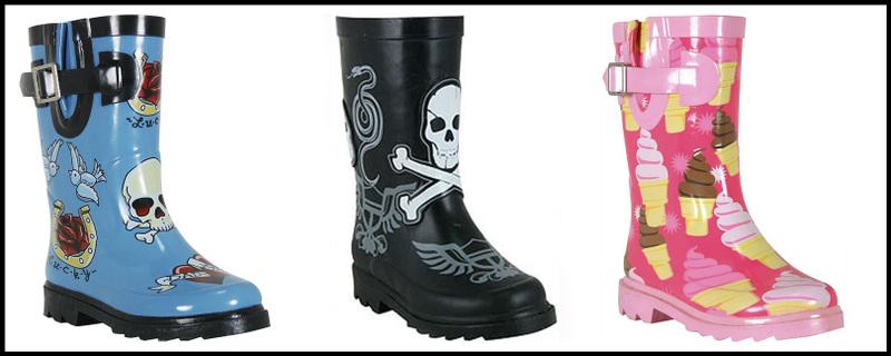 Coolest Rain Boots